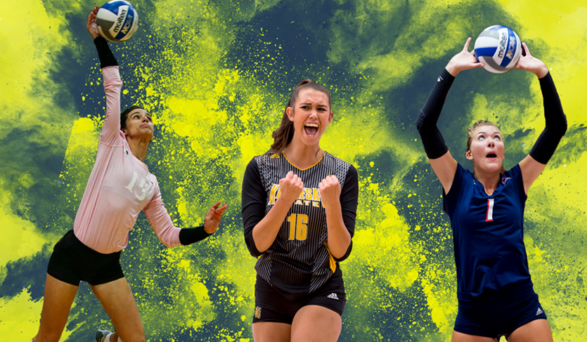 @ASUNVolleyball Squads Prepare For Last Weekend of Non-Conference Play