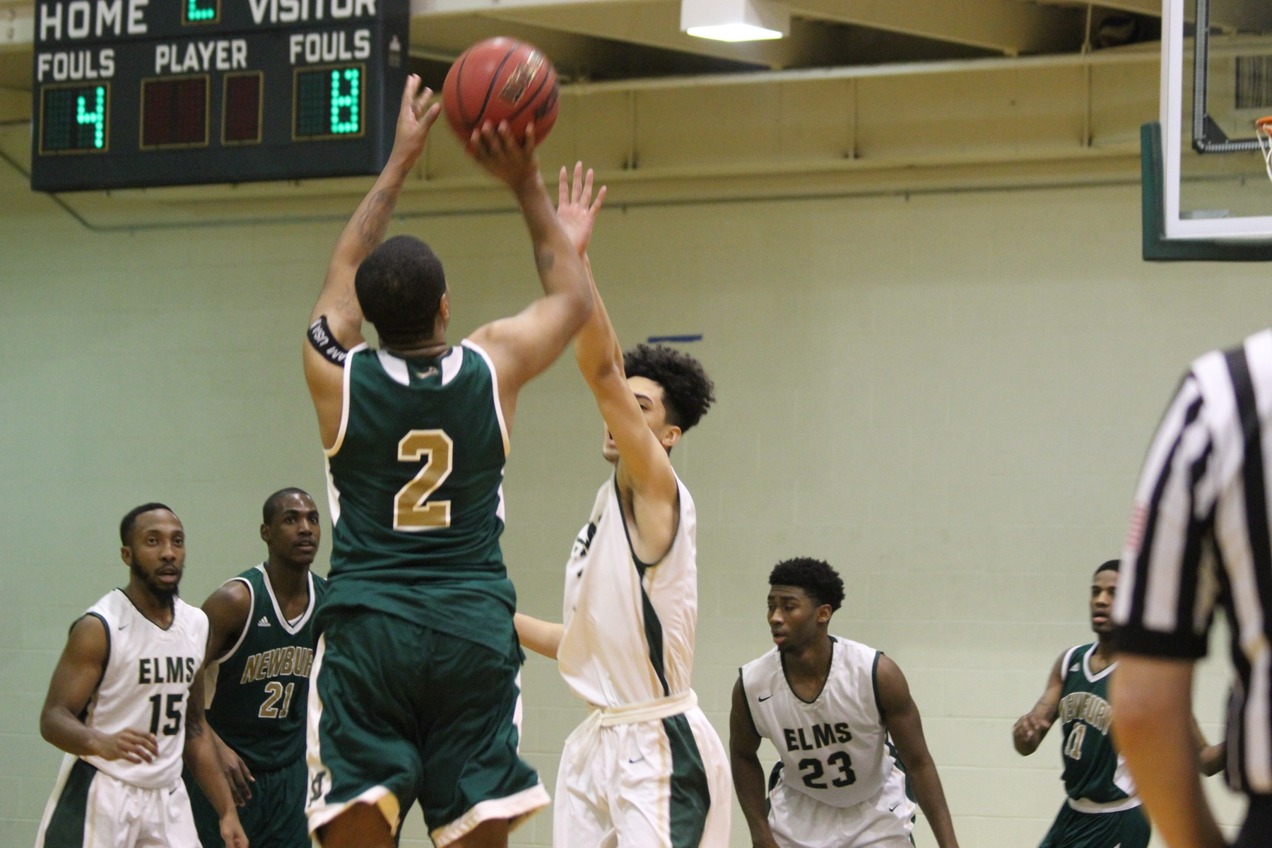Men's Basketball Falls To Fitchburg State