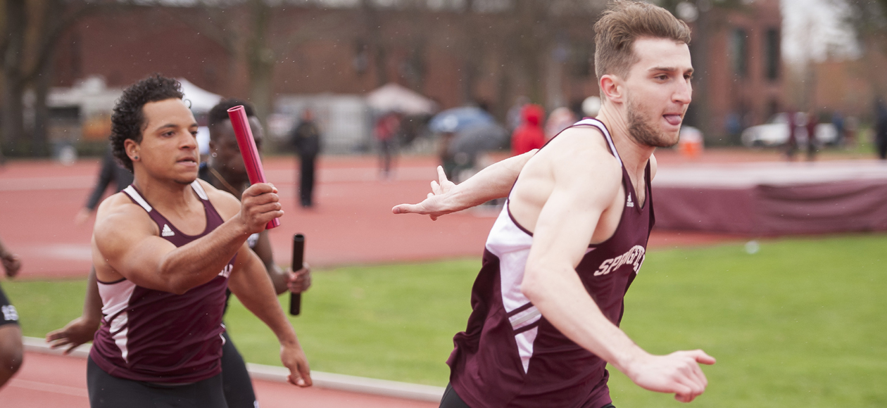 Four Event Champions Highlights Men's Track and Field at NEWMAC Championships; Hansen Named Rookie of the Year