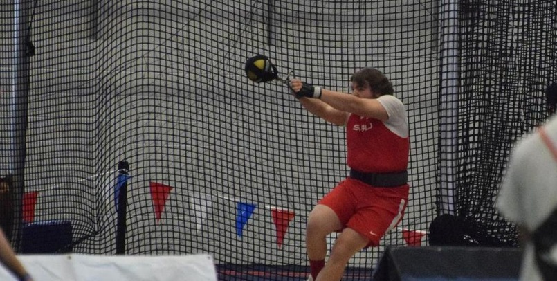 Track & Field Competes at IWU Polar Bear Invitational
