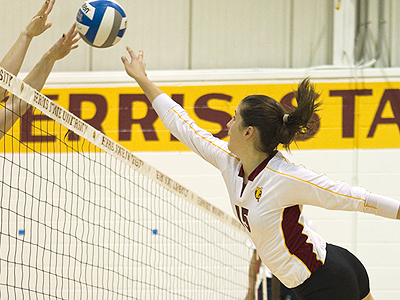 Ferris State Finishes 4-0 In Its Own Invitational