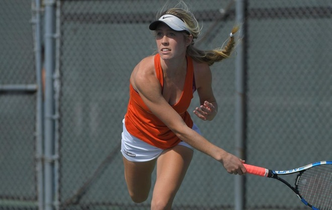 Emery Records Win at ITA Regionals on Friday