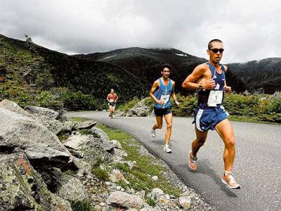 Blake Sets Course Record and Wins 2010 Mount Ascutney Mountain Challenge