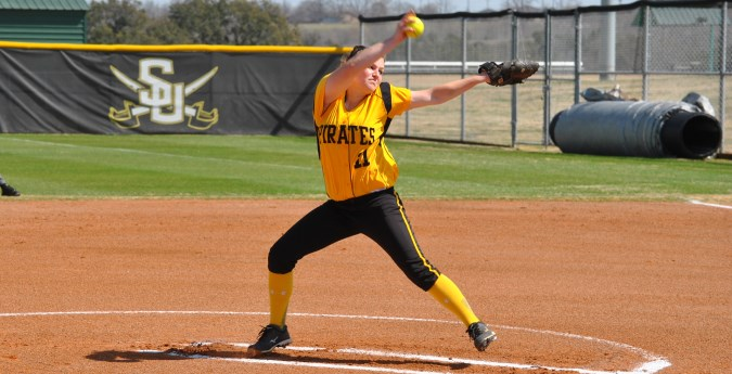 Gibbs' no-hitter highlights double-header sweep