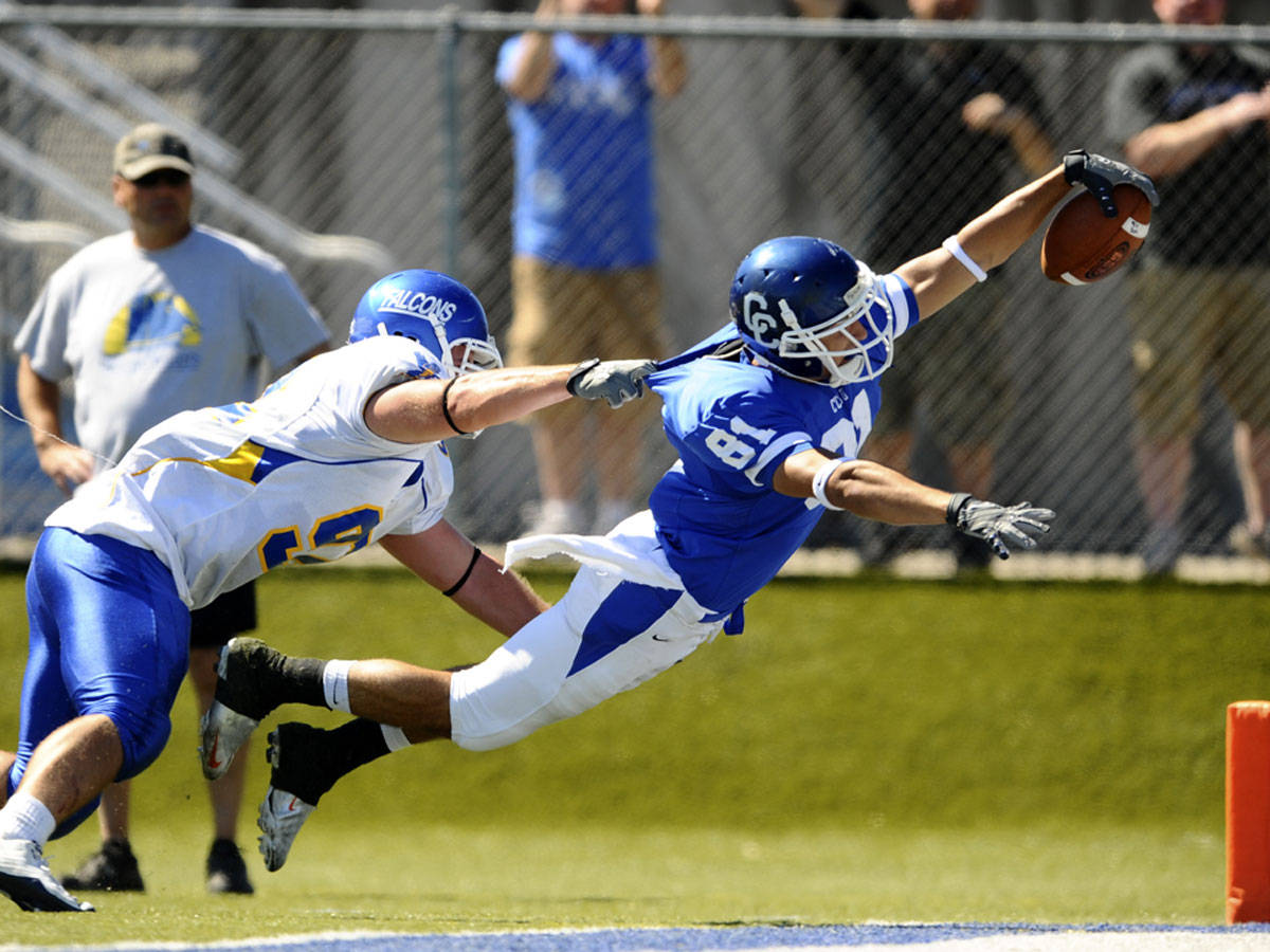 Central Football Scores 38 Unanswered Points in 45-14 Home Victory ...