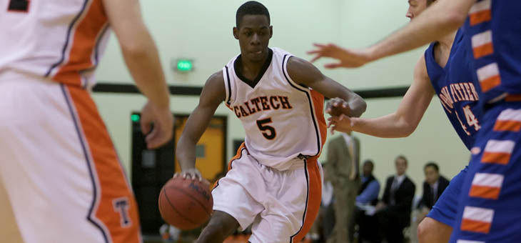 Strong Shooting Gives La Vern Win; Emezie Impresses for Caltech