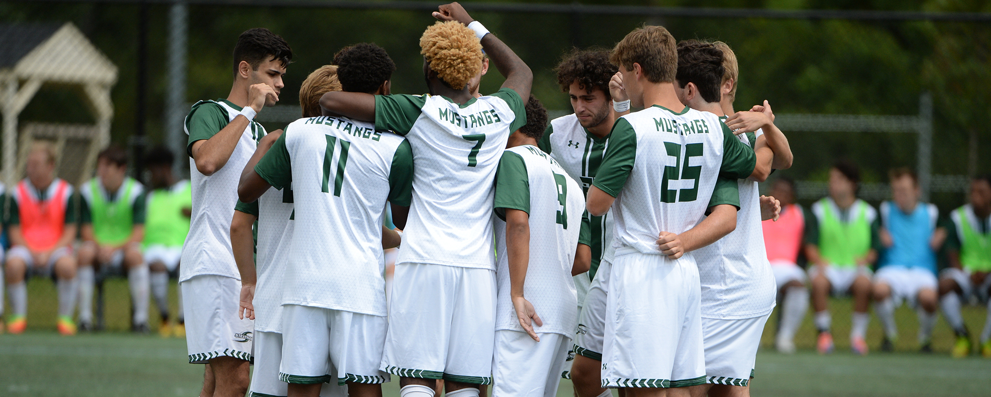 Men's Soccer 2018 Slate Kicks Off August 31