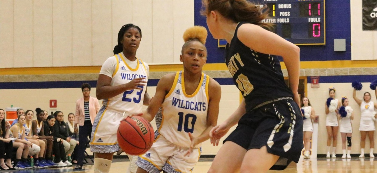 Corsairs Sink JWU Women's Basketball 81-58