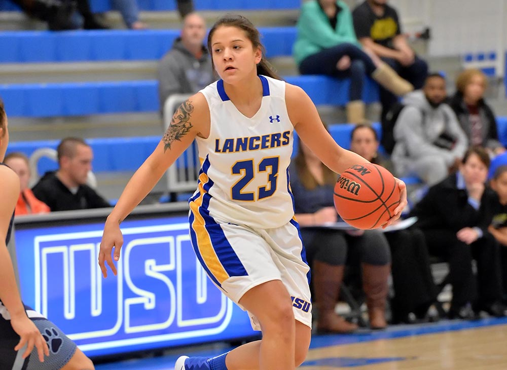 Women's Basketball Defeats Gallaudet, 53-49