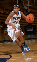 Gauchos Host UC Irvine on Thursday, UC Riverside on Saturday