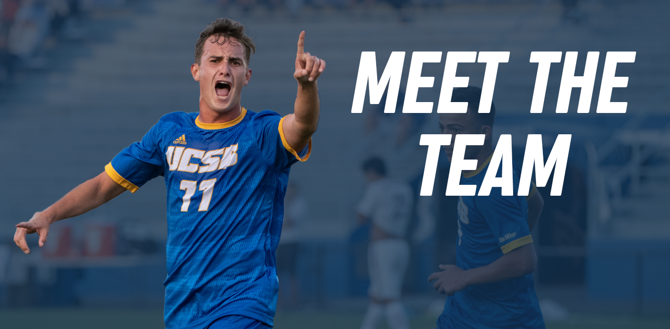 "UCSB Soccer to Hold ""Meet the Team"" Event on Aug. 17"