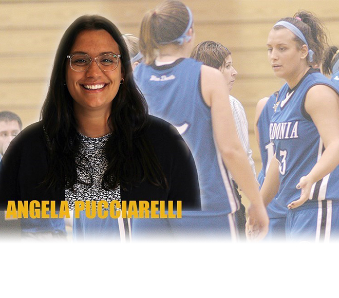 Pucciarelli joins Fredonia's athletic department