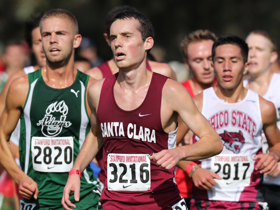24 Cross Country Members Honored on WCC All-Academic Team