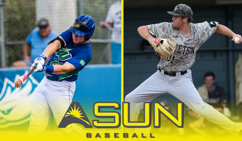 Senger's No-No & Gilmore's Big Week Help Garner @ASUNBSB Honors