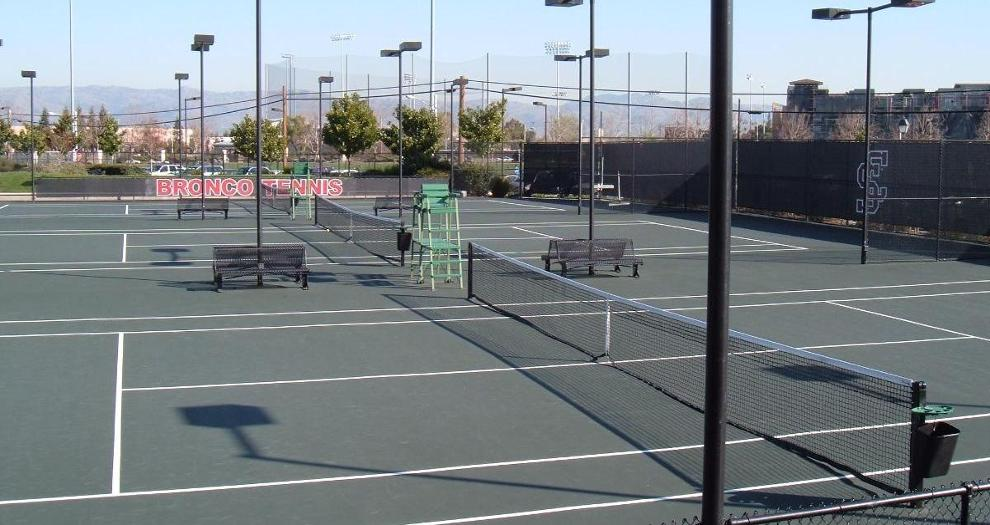 2nd Annual Santa Clara University Tennis Yam Cup