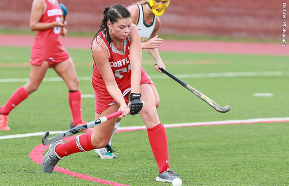 New Paltz and Cortland to play for SUNYAC field hockey championship