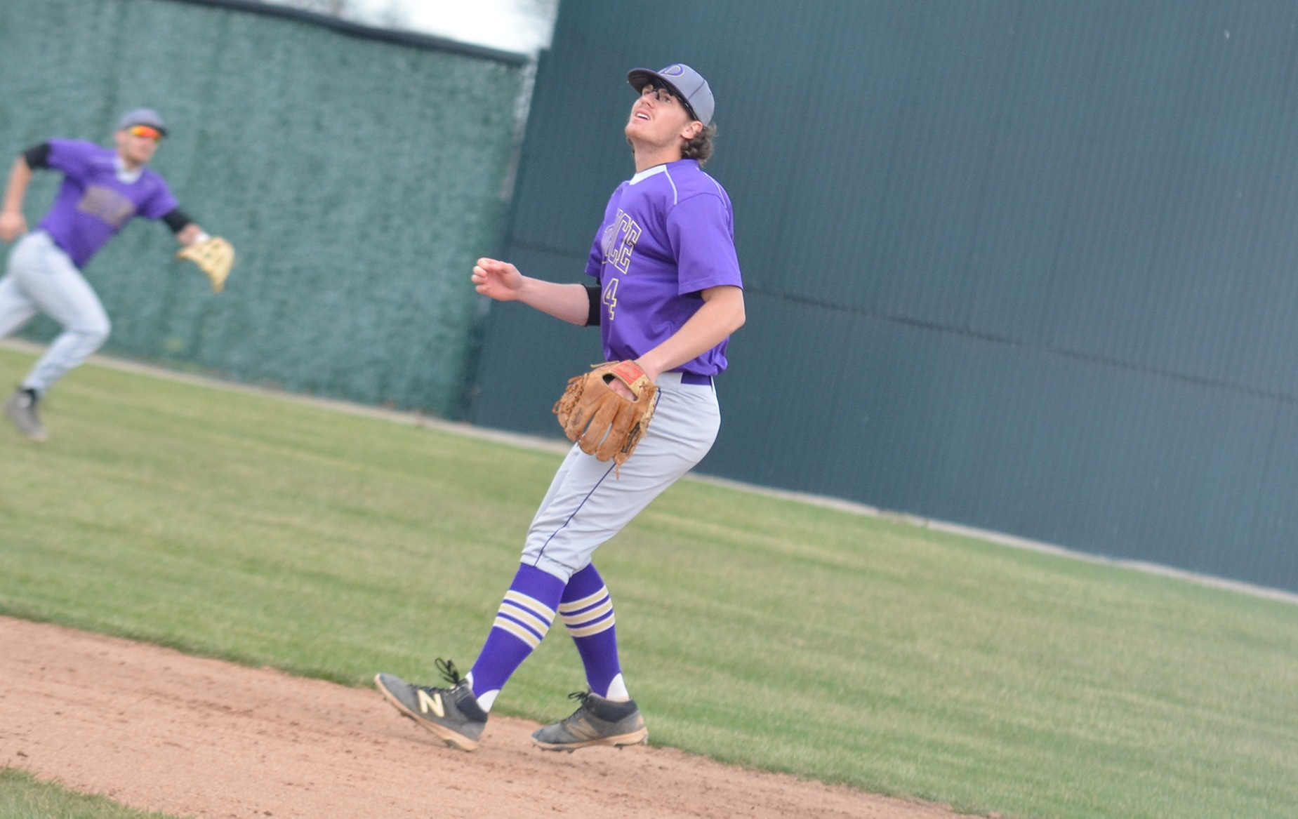 Baseball Opens Spring Break with Twinbill Sweep