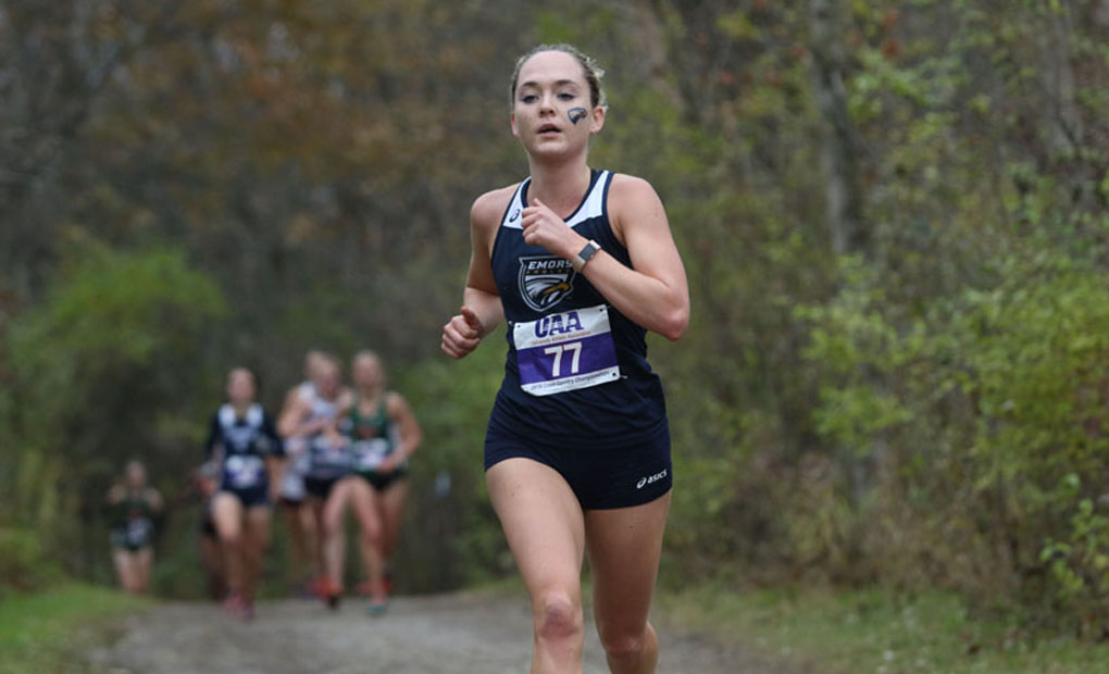 2018 Women's Cross Country Recap