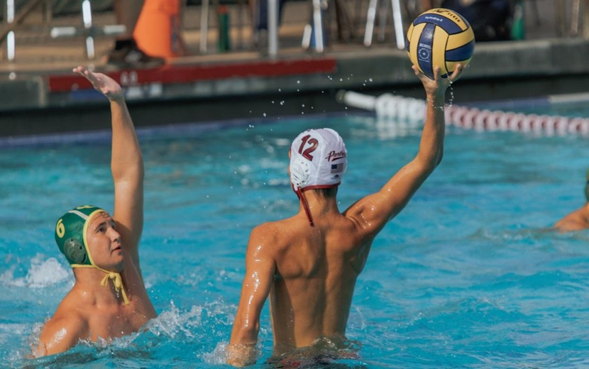 men's water polo game