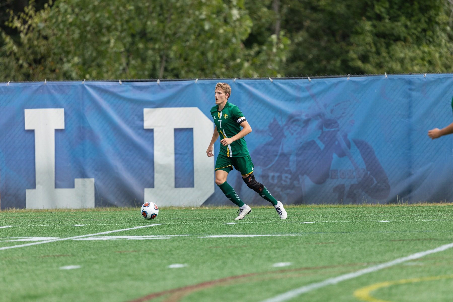 Falcons Edged By Cougars, 2-1 In Double Overtime
