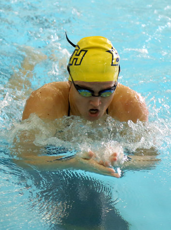 Emory & Henry Women's Swimming Sweeps Hollins, 143-32, Saturday At Home
