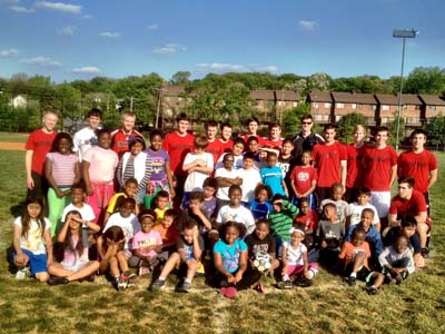 Cardinal Student-Athletes Prioritize Community Service