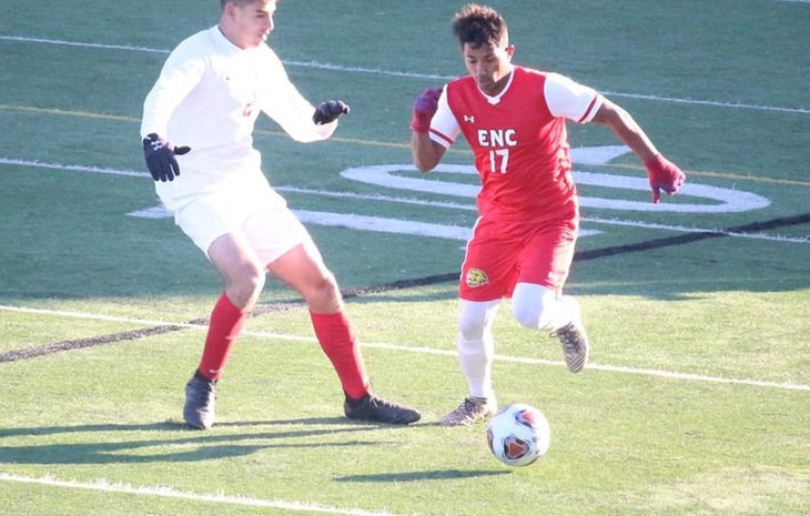 Men's Soccer Blanked by No. 12/14 Rensselaer in NCAA Tournament First Round