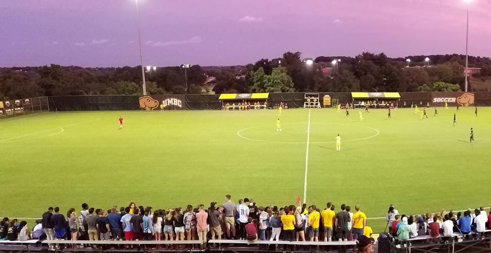 Retrievers Score First, Fall to UNC Wilmington 3-1 on Friday Night