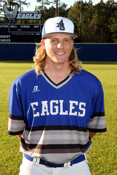 Chase Shell Named ACCC Pitcher of the Week