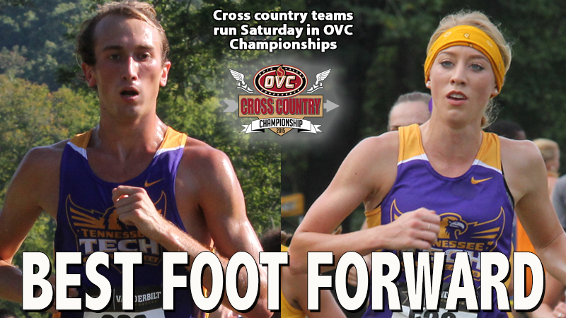Golden Eagle runners primed and ready to run in OVC Championships Saturday