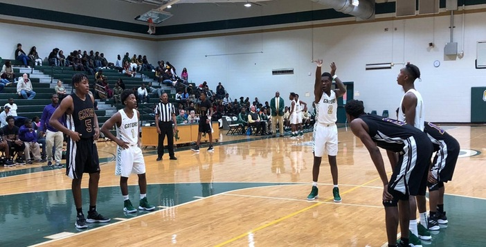Ware Thumps Fitzgerald 57-52