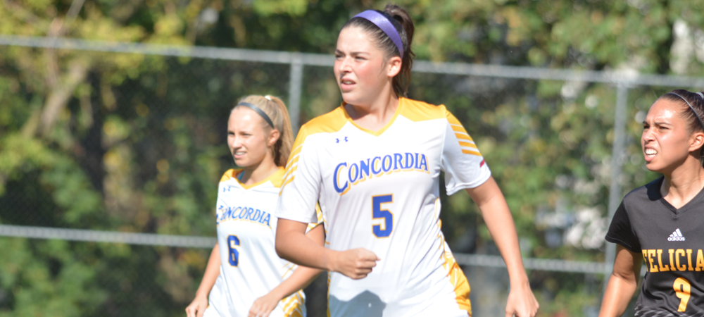 Late Rally Pushes Post Past Women's Soccer, 4-3