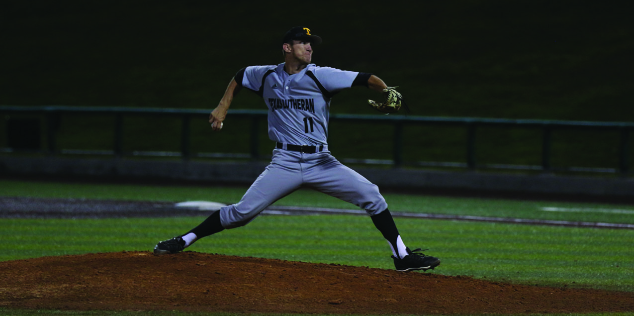 Texas Lutheran Advances at SCAC Baseball Tournament