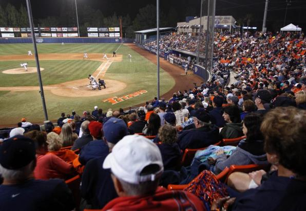 Titans and Bruins Meet in Super Regional at Goodwin Field