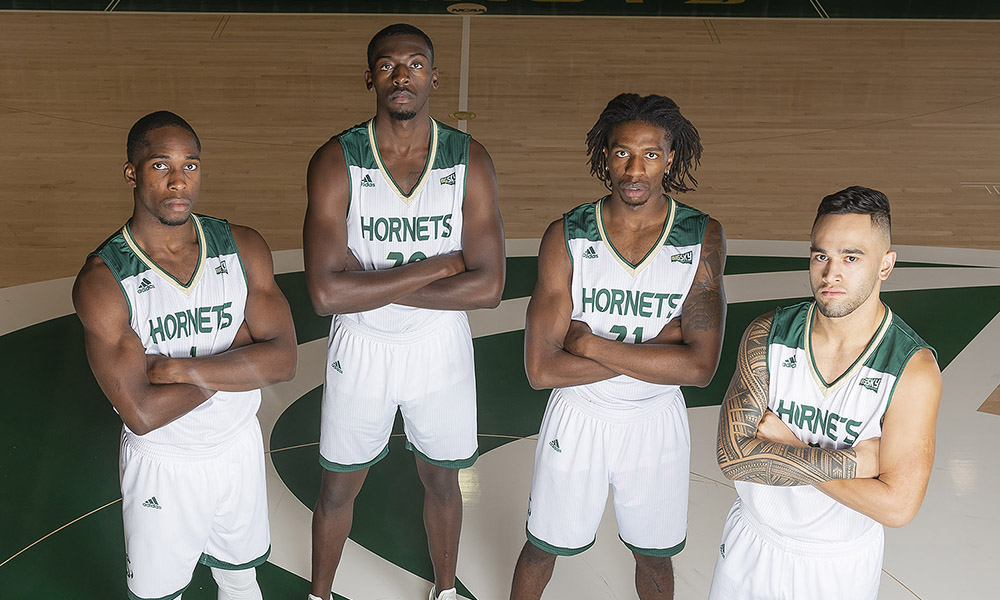 READY FOR SOME HOOPS? MEN'S BASKETBALL HOSTS LONE EXHIBITION GAME FRIDAY AT 7 P.M.