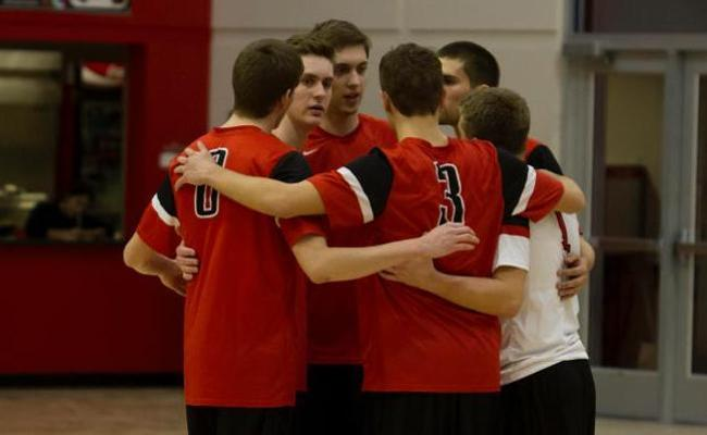 MSOE Outhit in Three-Set Loss to Dominican
