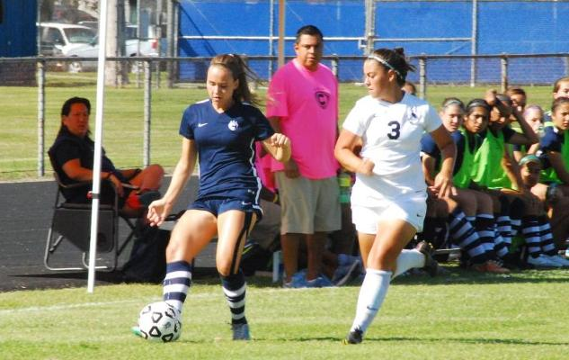 Women's Soccer Captures Shutout Win at Home