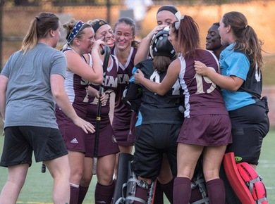 Spartan Field Hockey Picks Up 2-1 Victory Over Western Connecticut