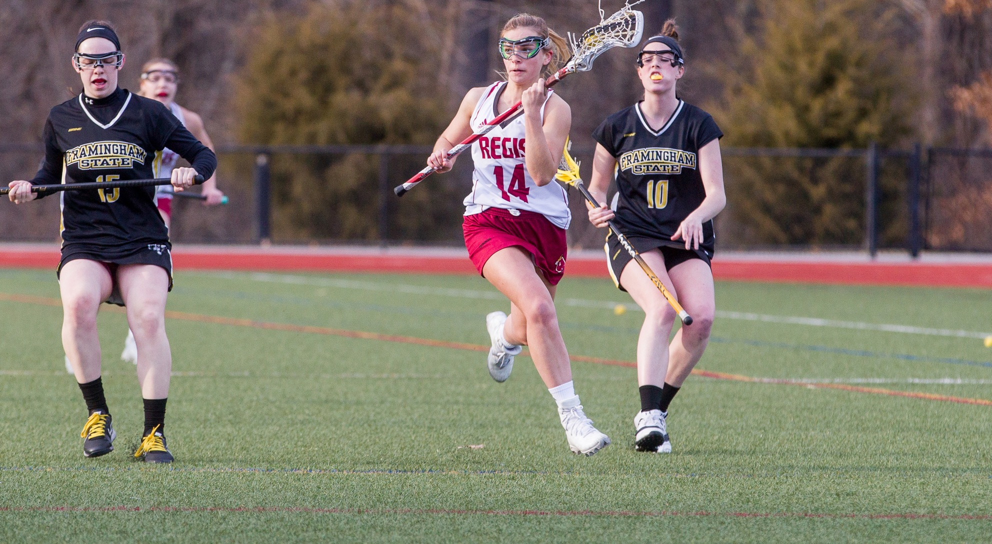 Johnson & Wales Downs Women's Lacrosse