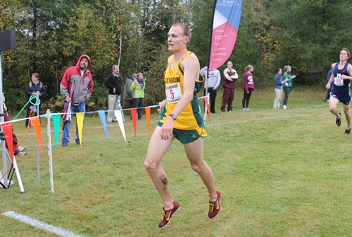 Powers repeats as NAC Runner of the Week