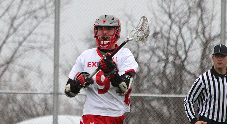 Morrisville Runs Past Wells Men's Lacrosse