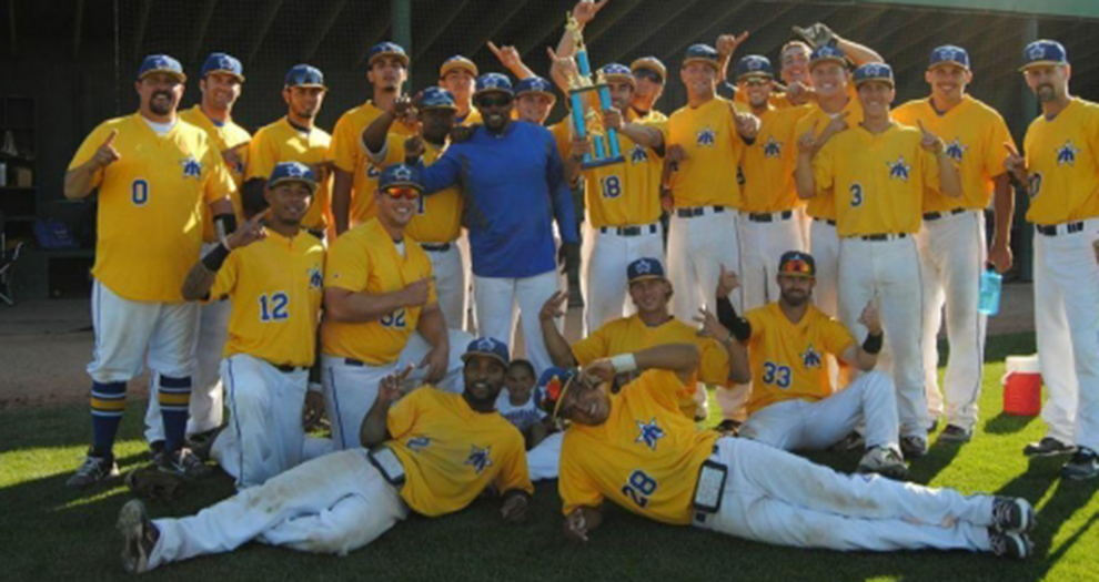 Two Broncos Help Lead Alameda Merchants to Summer League Title