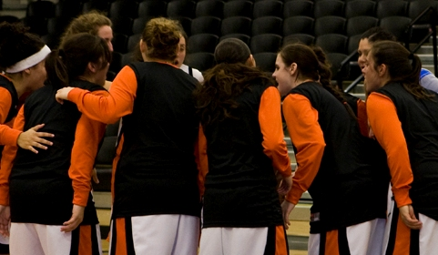 Women's Basketball Ranked 25th in D3hoops.com Preseason Poll