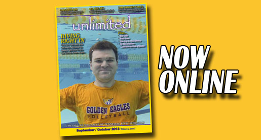 Second season of unlimited magazine begins with photos and features
