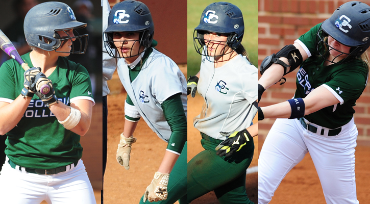 Four Bobcats Named to All-PBC Softball Teams