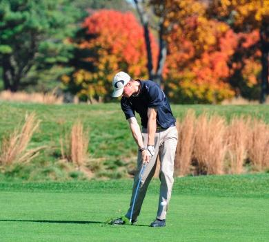 Kelly Leads Rams at Manhattanville Invitational