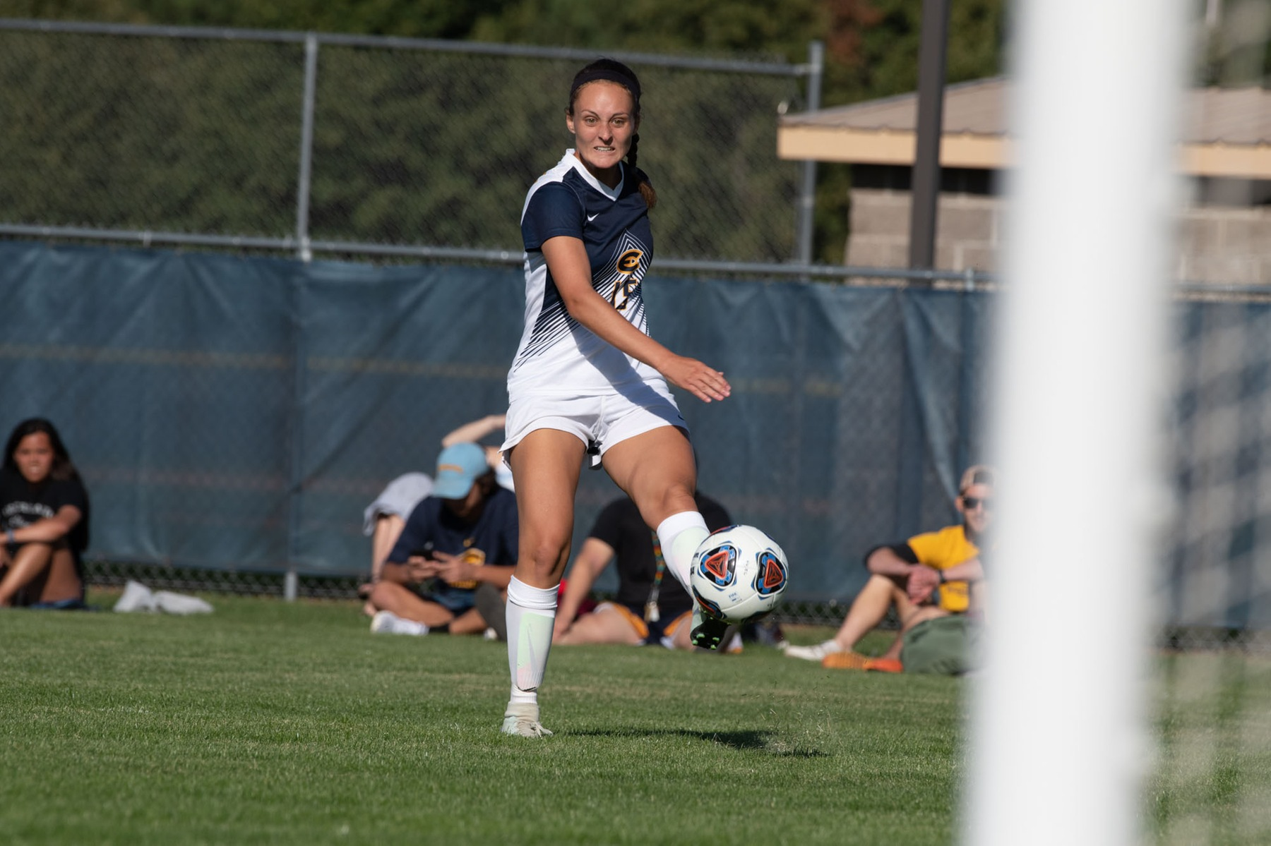 Schaetzel nets game-winner as Women's Soccer defeats Luther