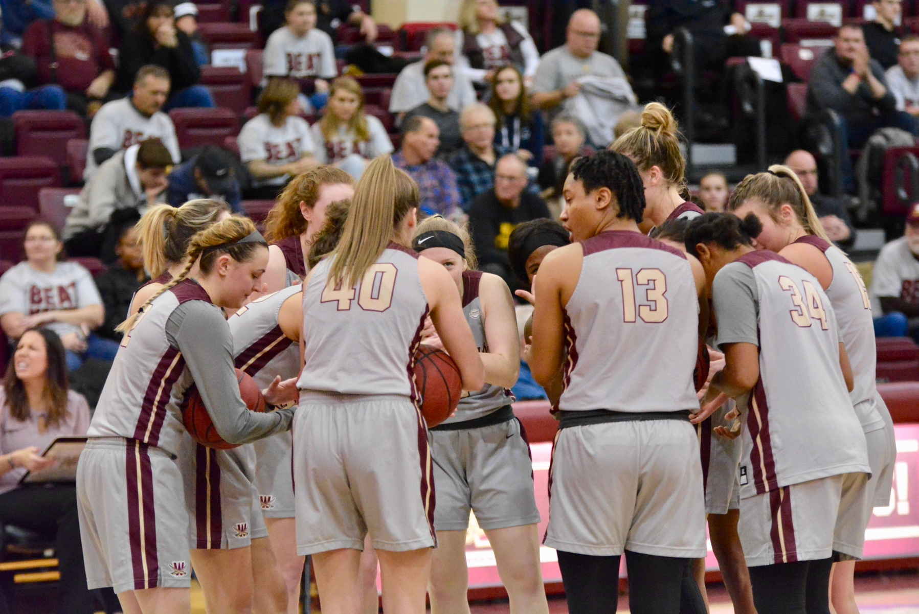 Preview: Women's Basketball Travels to Malone for Mayors' Cup Battle