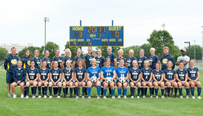 Soccer Set to Open 2011 with Two Games in Illinois