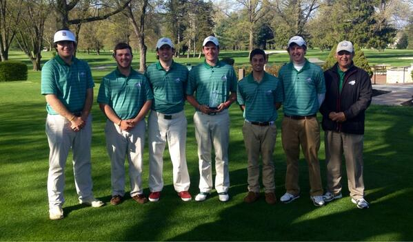 Ellis' Career Best 73 Leads Mustangs to Win at Rival Messiah's Spring Classic